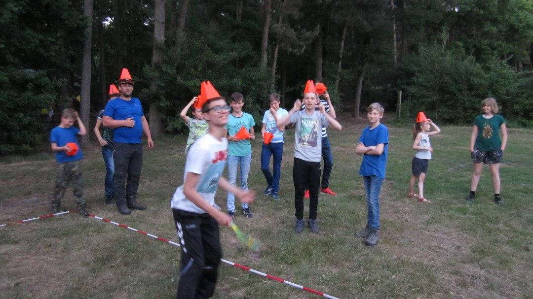 Scouts HeKa 2017 – St. Walrick, Overasselt