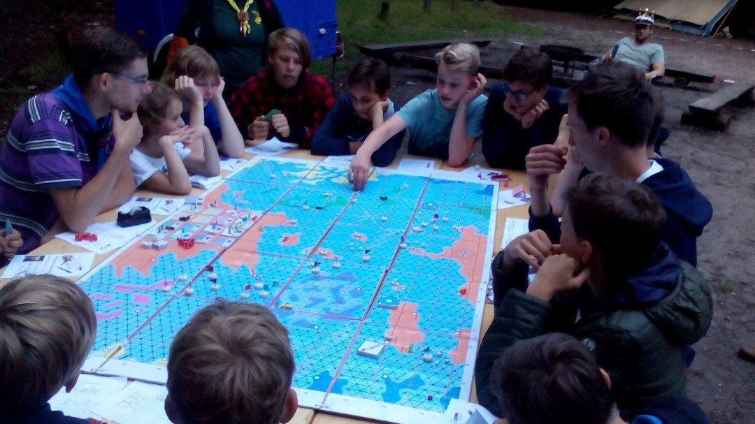 Scouts ZoKa 2017 – Scoutcentrum Buitenzorg, Baarn